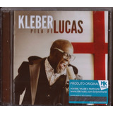Cd   Playback Kleber Lucas   Pela Fé [original]